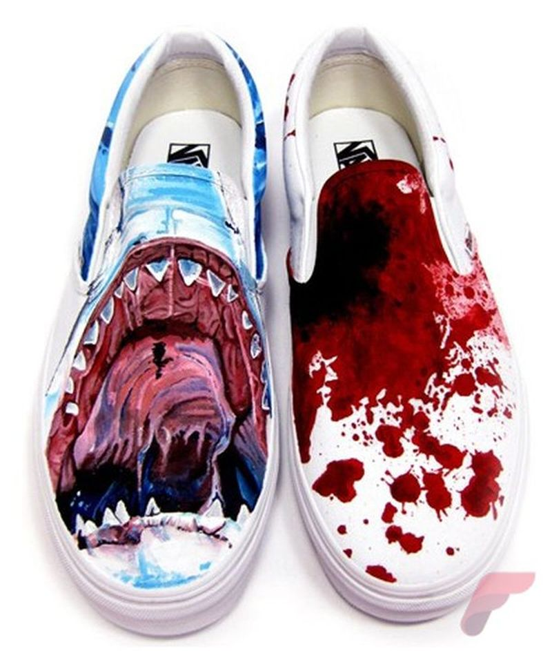How To Make Custom Vans Shoes With Pictures