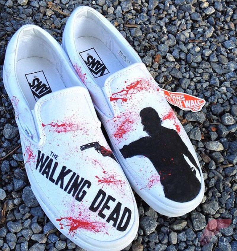 Custom Painted Vans Shoes 47 Fashion Best
