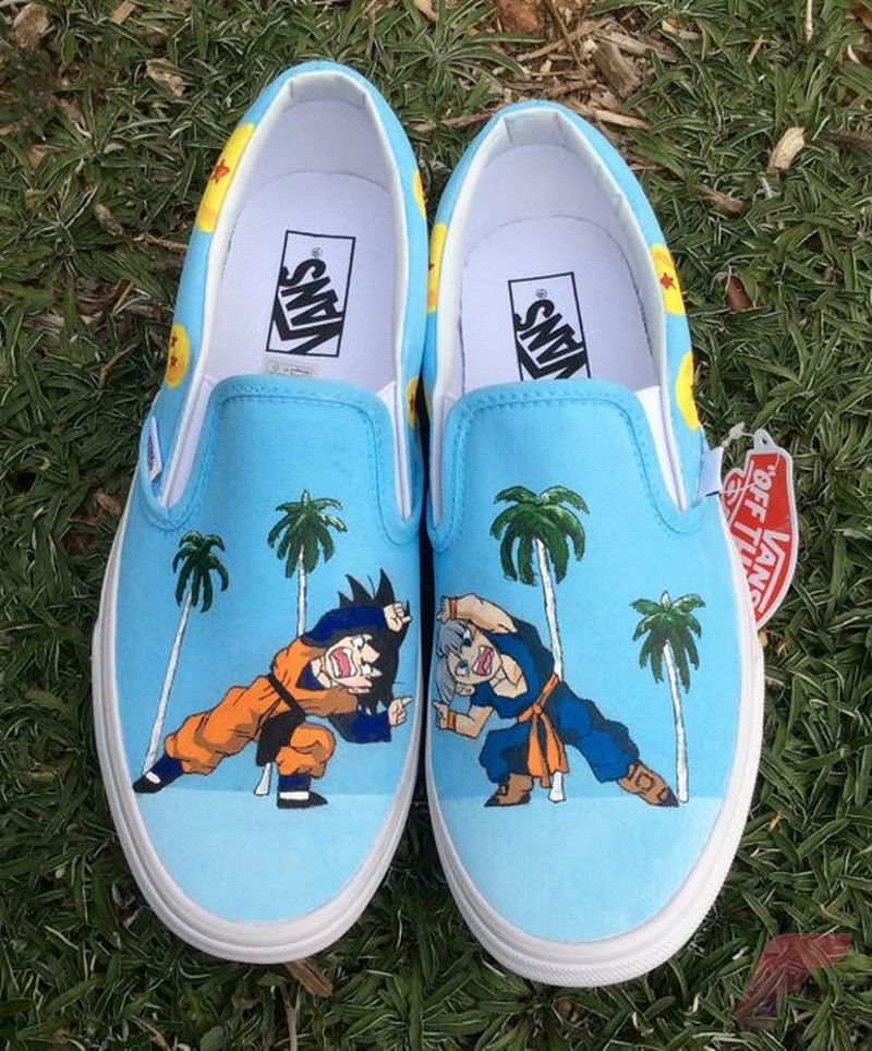 Custom Painted Vans Shoes 56 Fashion Best
