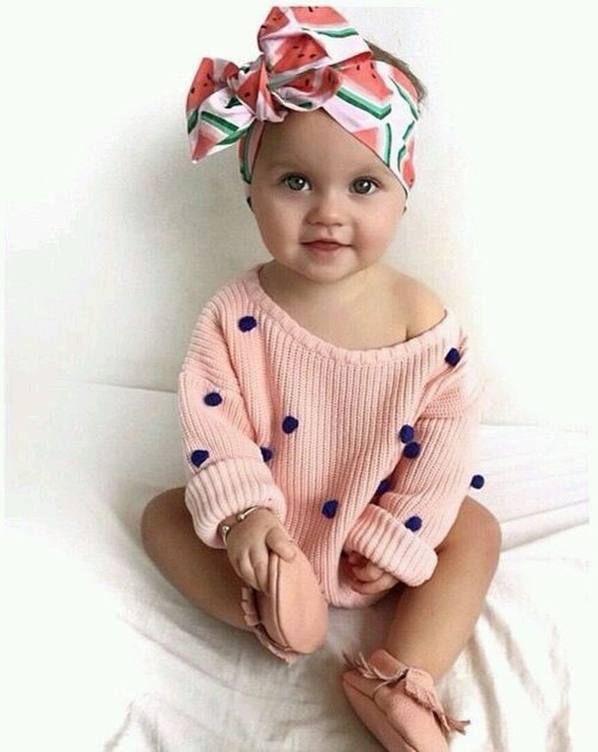 c36eb67889ec Cutest baby girl clothes outfit 86 - Fashion Best