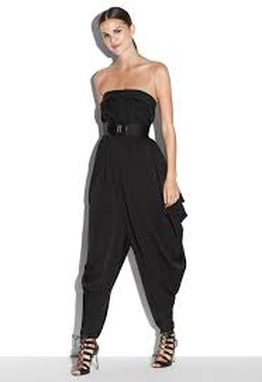 Jumpsuits Strapless Outfit 8 Fashion Best