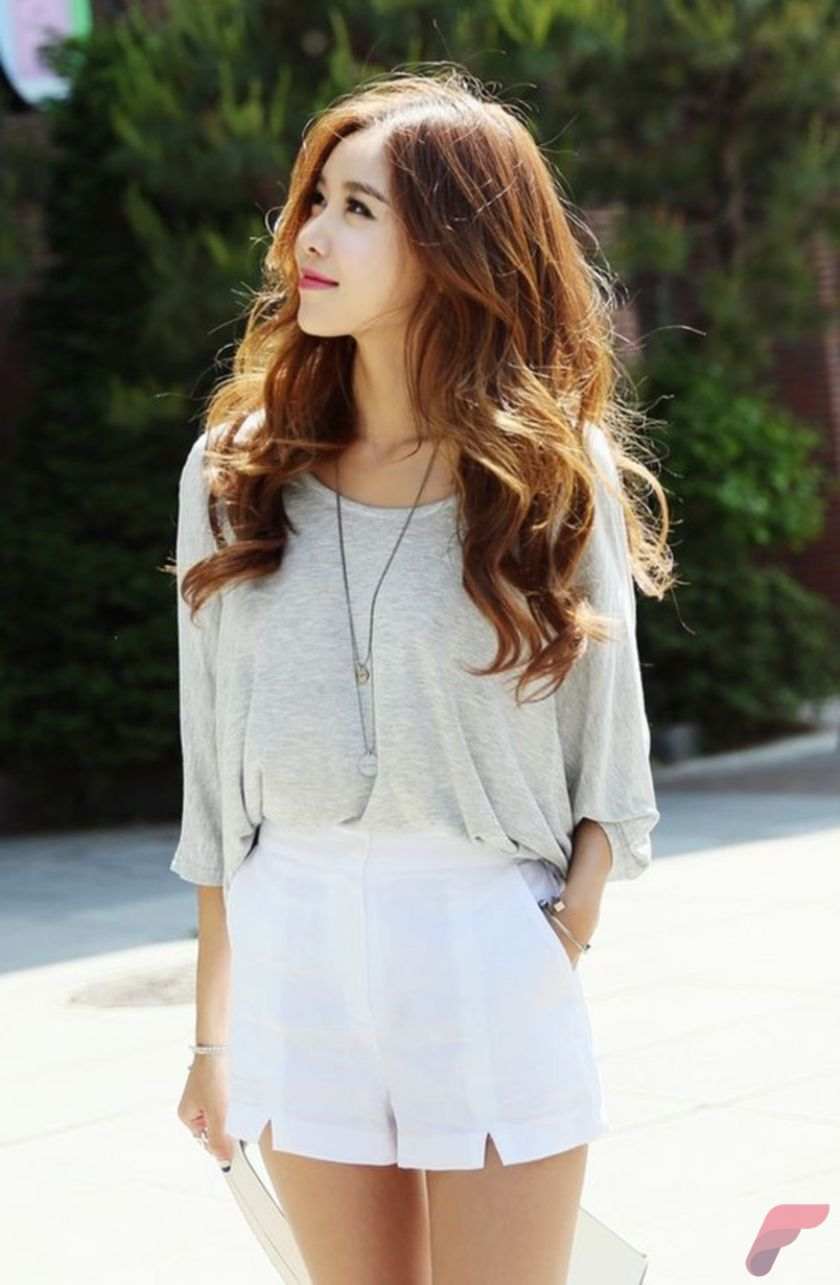 Korean kpop ulzzang summer fashions 136 - Fashion Best