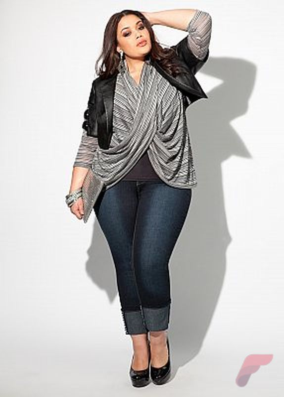 layering outfits plus size sweaters 3 - fashion best