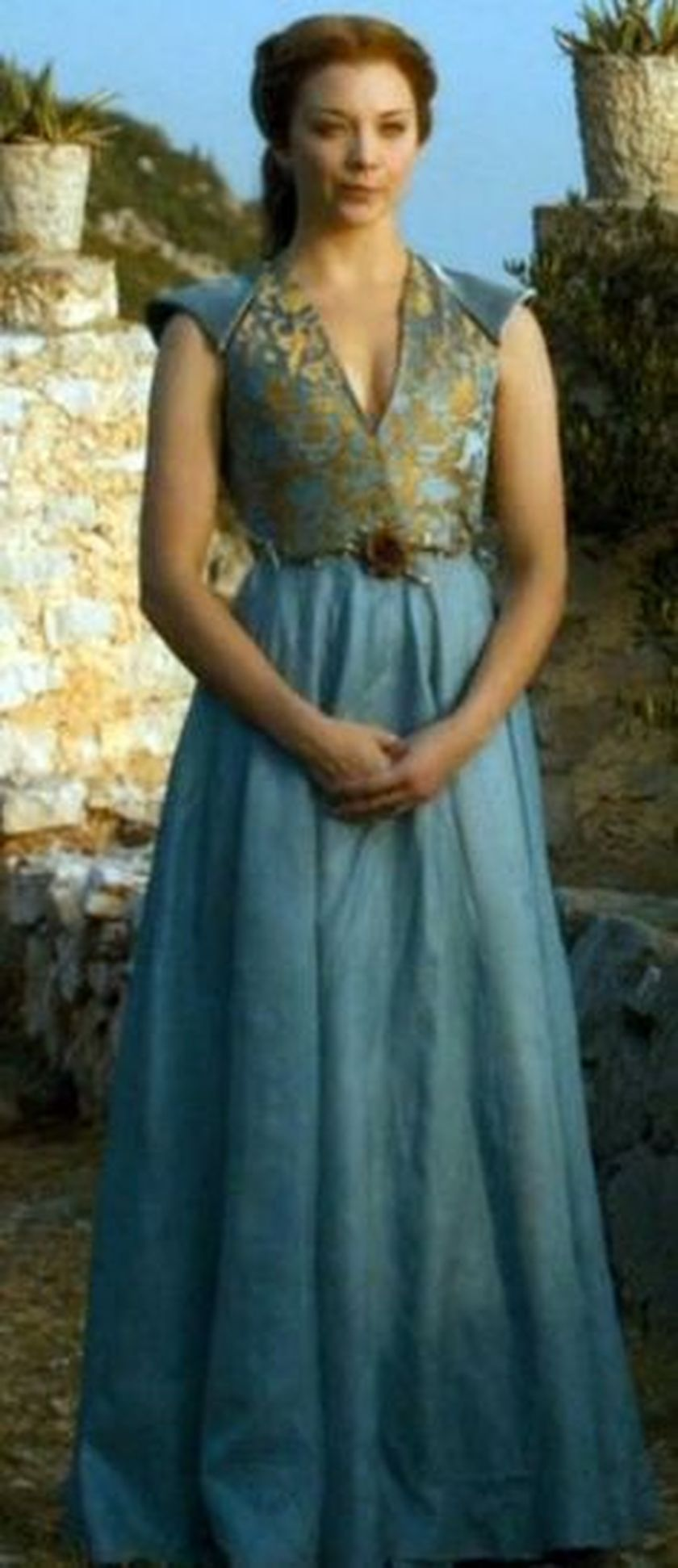 Margaery tyrell game of thrones dress costume 14 - Fashion ...  Margaery tyrell...