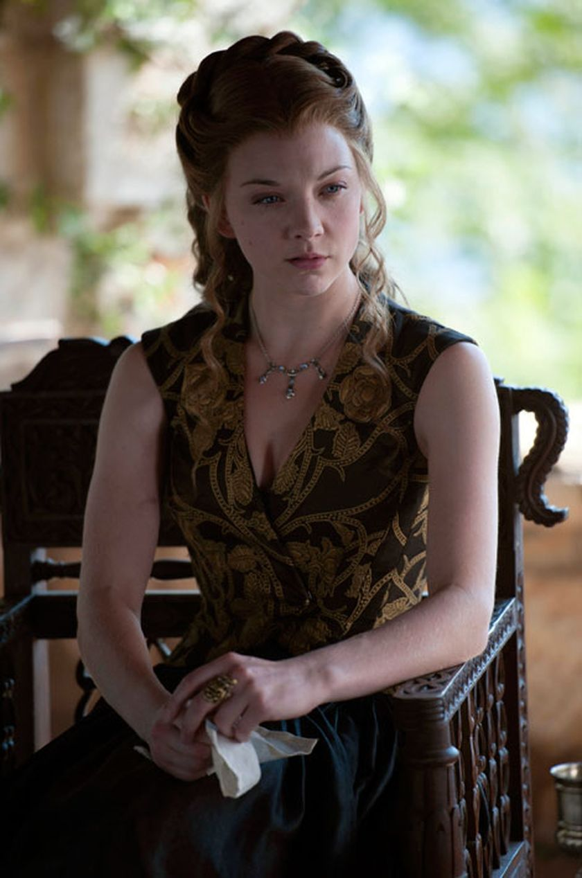 Margaery tyrell game of thrones dress costume 16 - Fashion ...