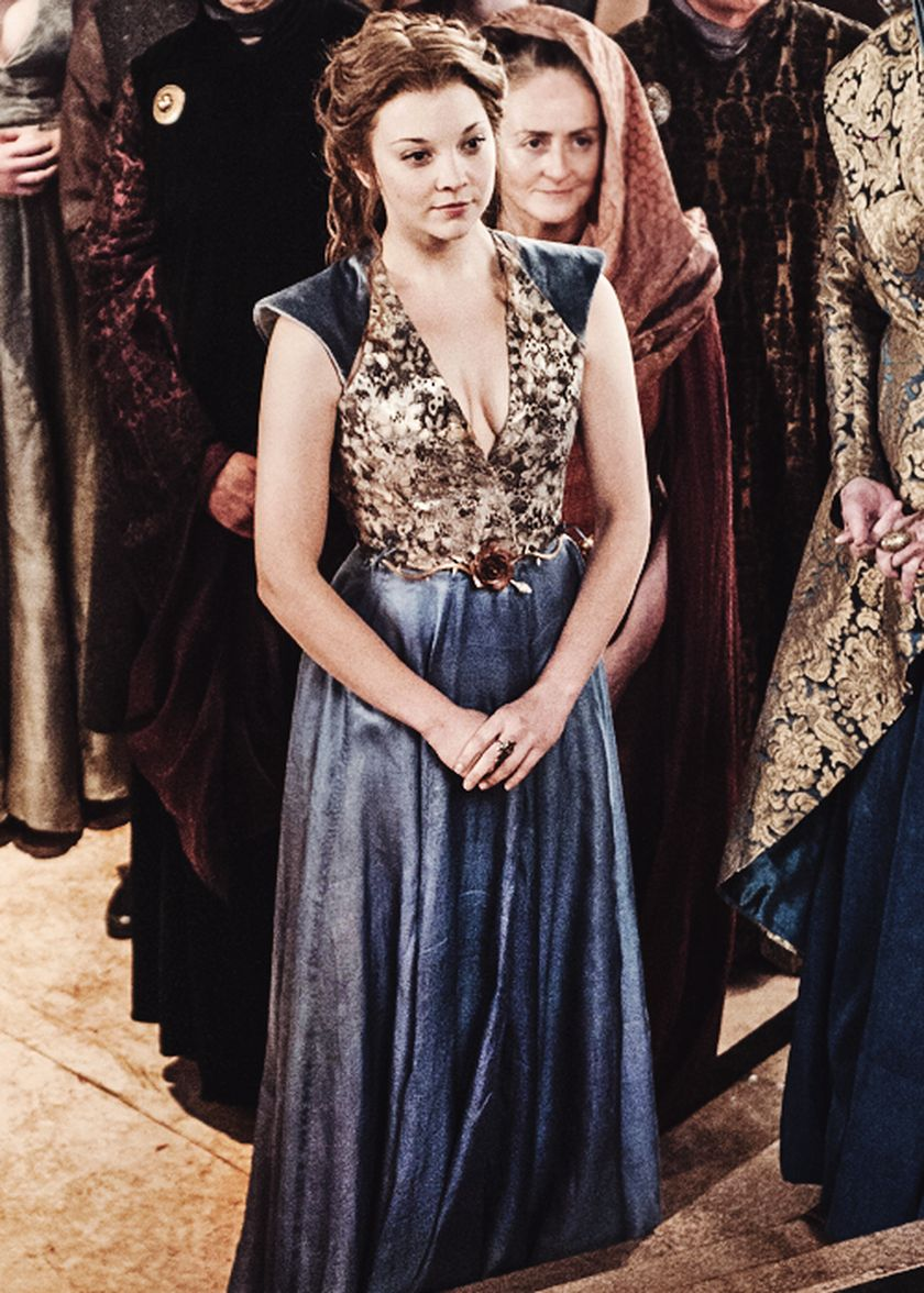 Margaery tyrell game of thrones dress costume 25 - Fashion ...  Margaery tyrell...