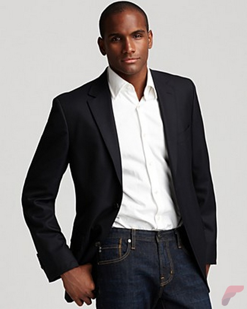 Men sport coat with jeans (58)