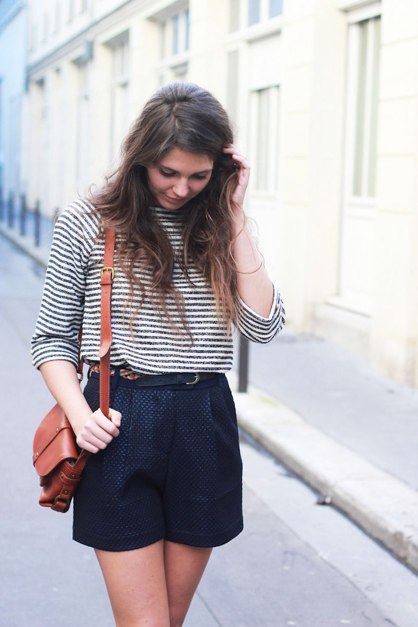 Simple Casual French Style Outfits 37 Fashion Best