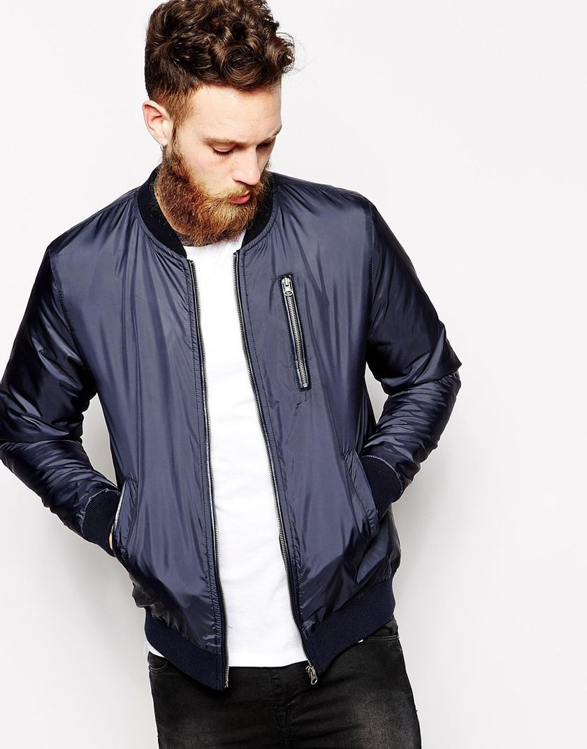 Whether you have one already or have been pining after your own for a while now – we have a list of the 20 best men's bomber jackets for you to scroll through right here. Uniqlo Men's MA-1 Bomber. This bomber is on the affordable end of the spectrum but don't mistake that for a lack of style.