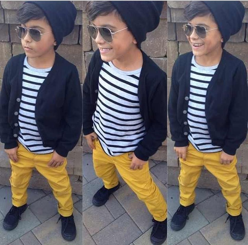 Cool boys kids fashions outfit style 40 - Fashion Best
