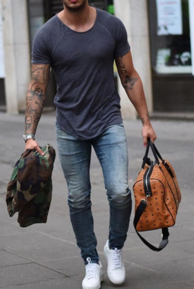 cool mens gym and workout outfits style 24  fashion best