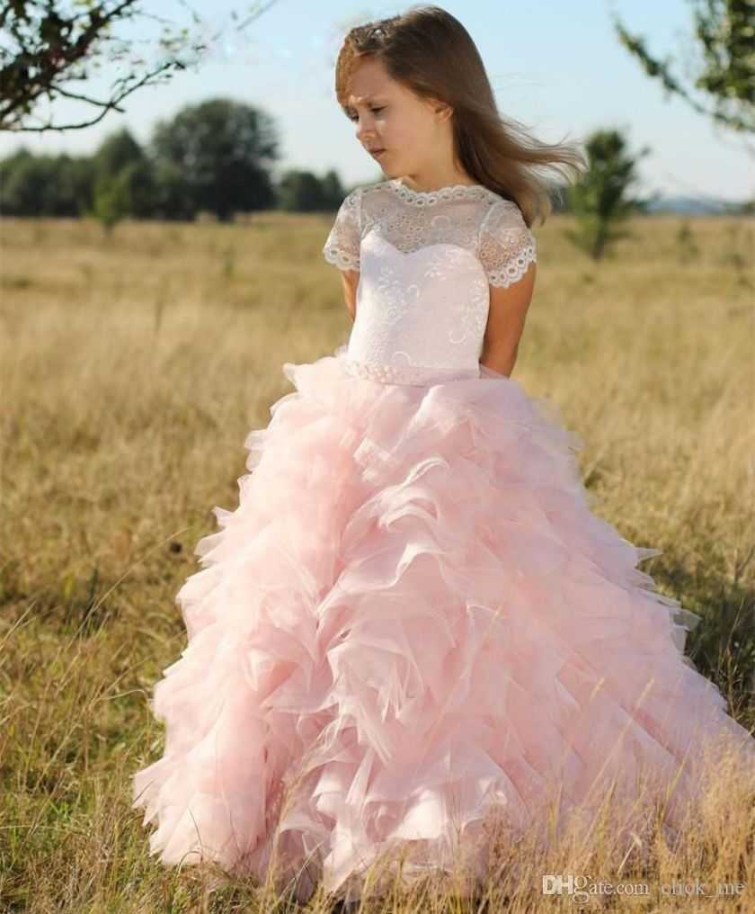 Cute bridesmaid dresses for little girls ideas 45 - Fashion Best