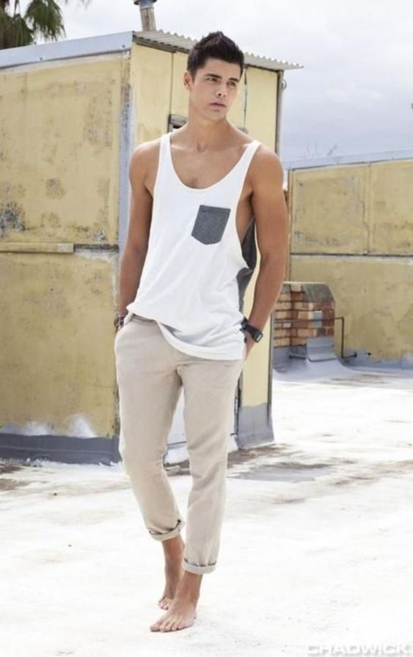 Mens Fashions Should Wear While On The Beach 27 Fashion Best