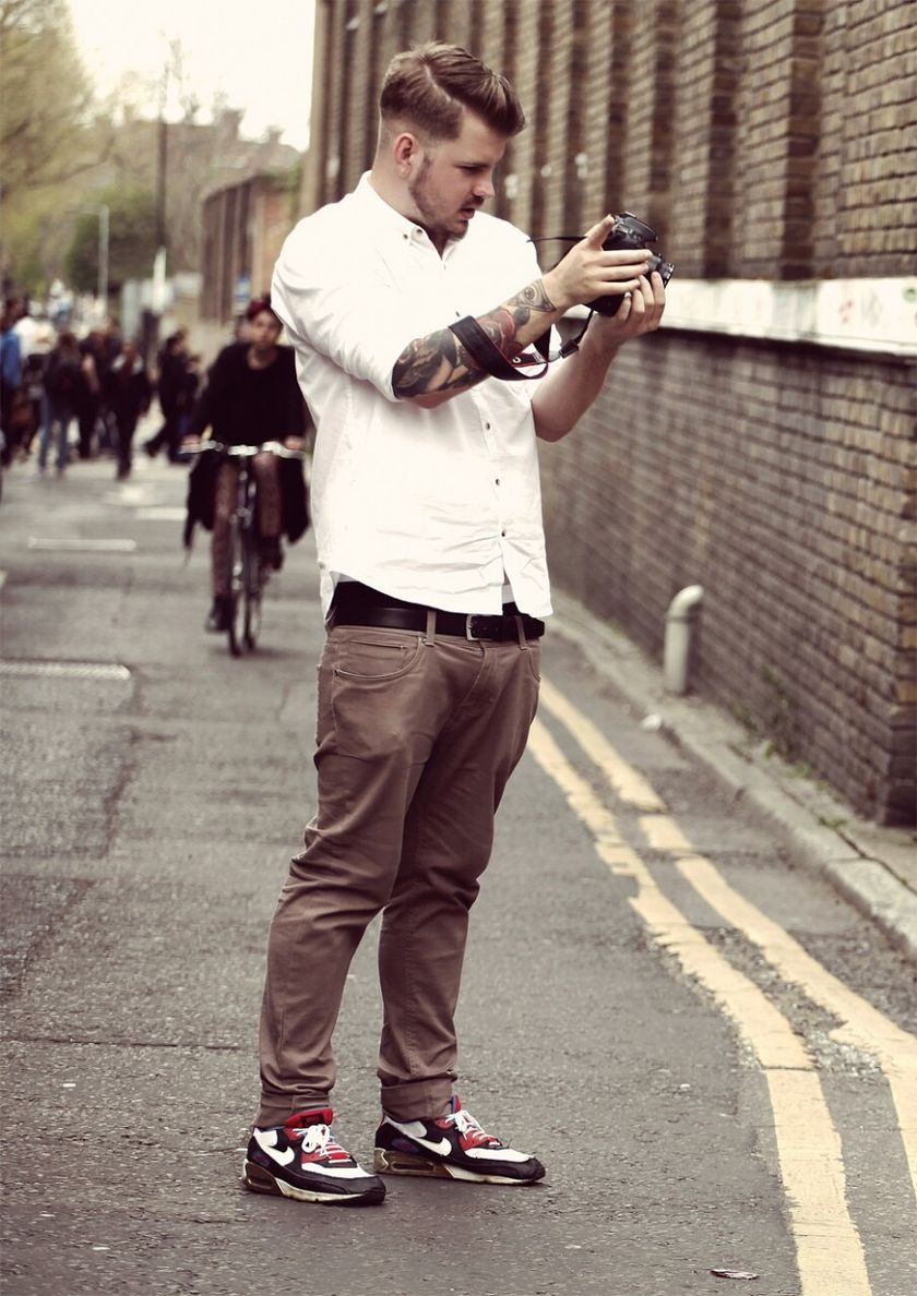 Plus Size Big And Tall Mens Fashion Outfit Style Ideas 3 Fashion Best