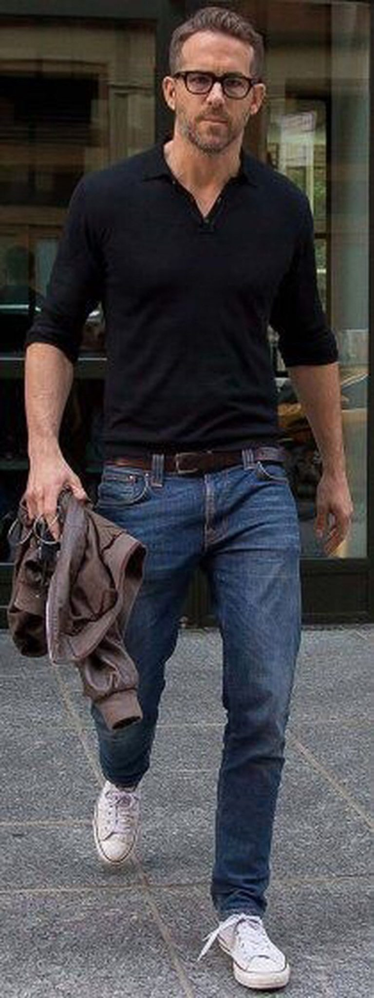 Ryan Reynolds Casual Outfit Style 38 Fashion Best