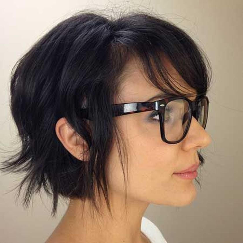 how to do a pixie cut at home