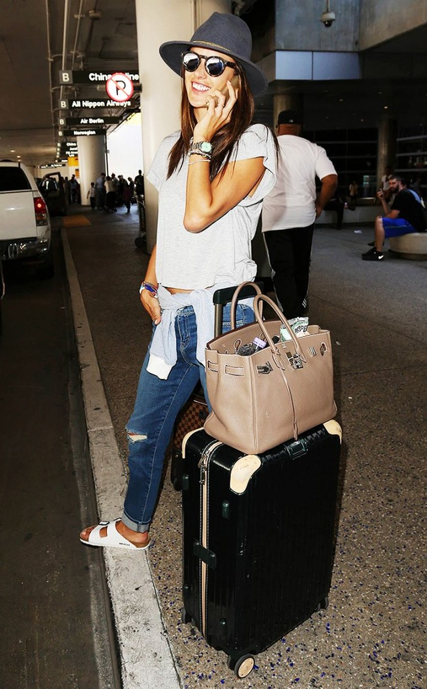 Summer Airplane Outfits Travel Style 40 Fashion Best