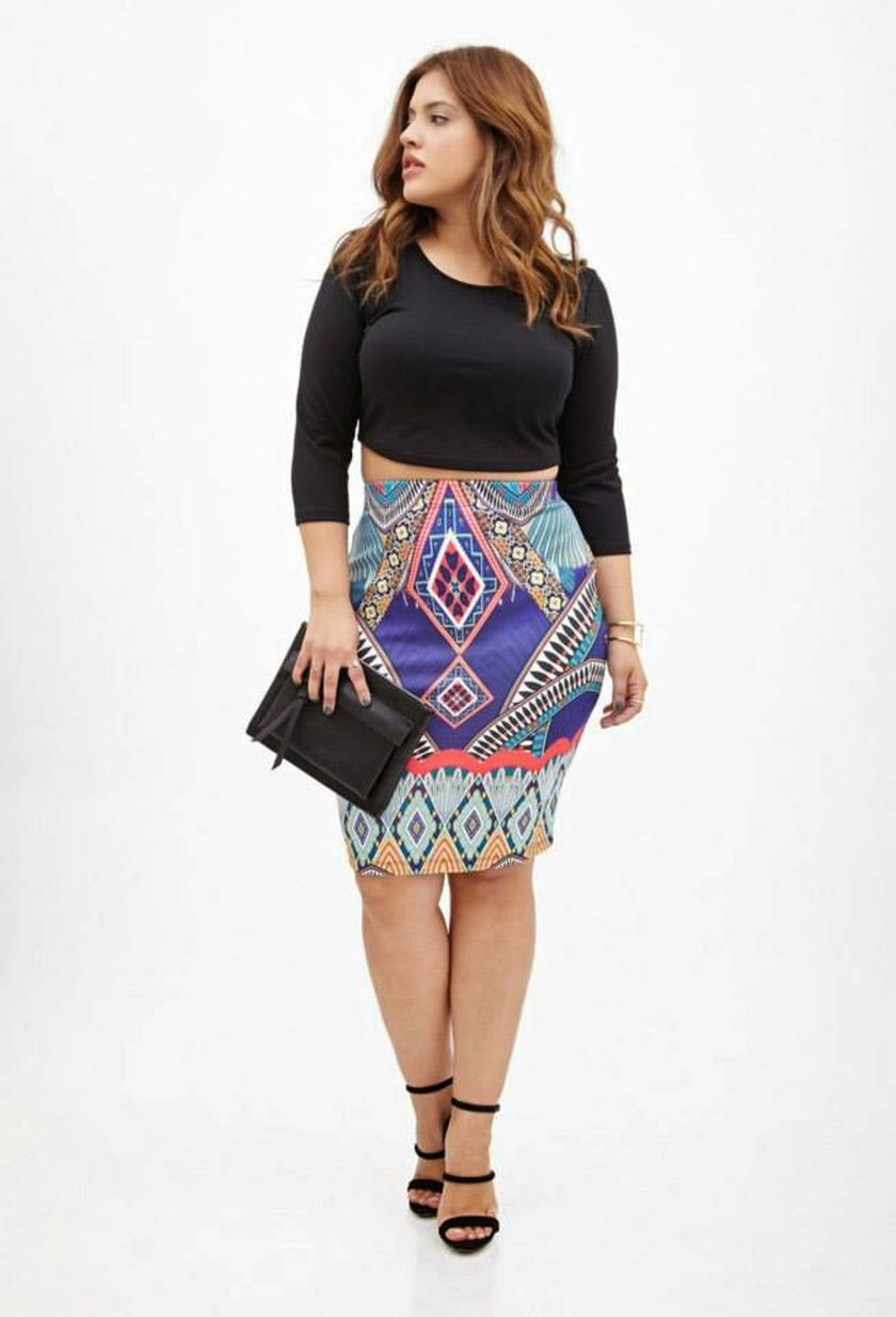 Summer casual work outfits ideas for plus size 10 ...