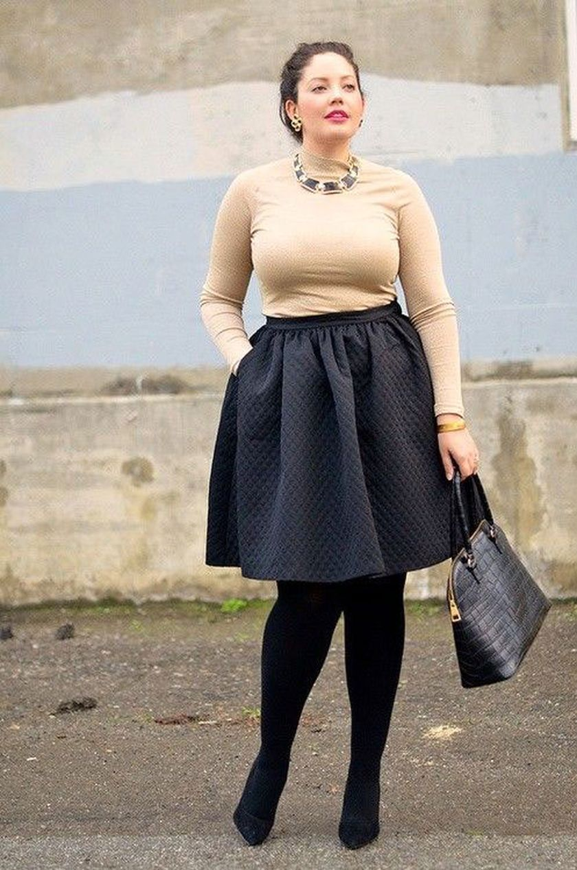 Summer casual work outfits ideas for plus size 12 - Fashion Best