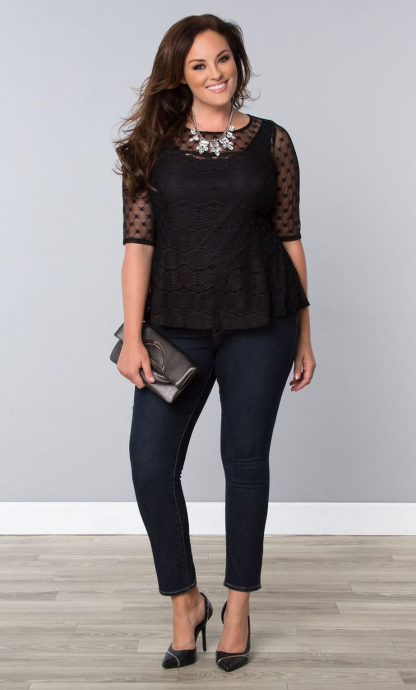 incredible plus size casual summer outfits