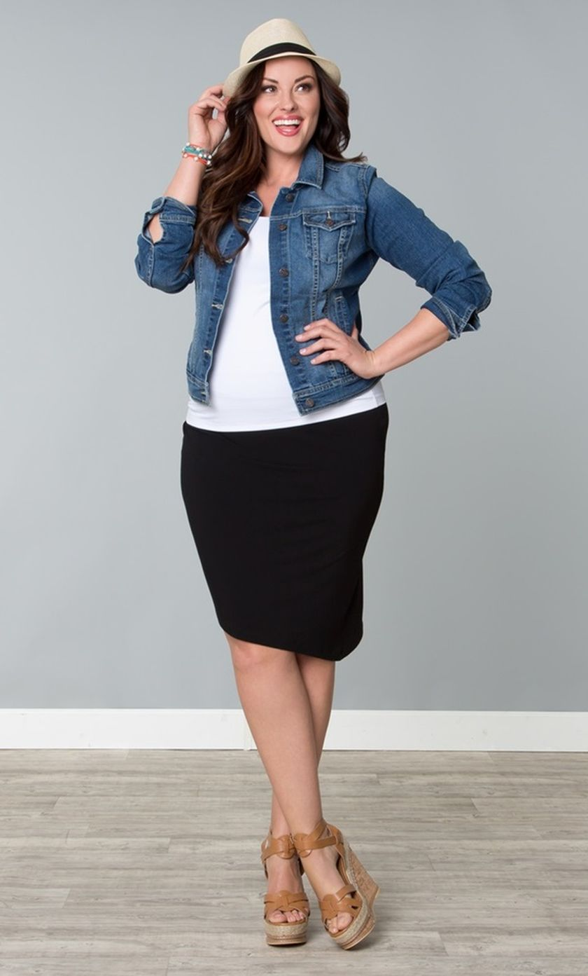 Summer casual work outfits ideas for plus size 64 ...