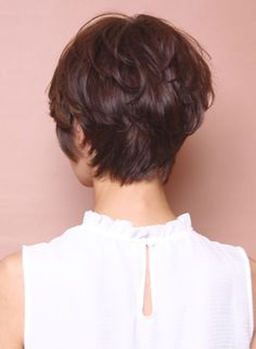 pixie haircut side and back view cool back view undercut pixie haircut hairstyle ideas 1