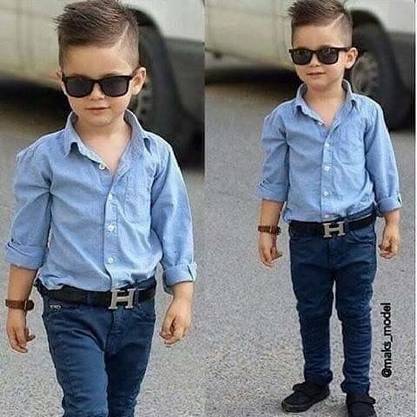 Cool Kids Boys Mohawk Haircut Hairstyle Ideas 25 Fashion Best