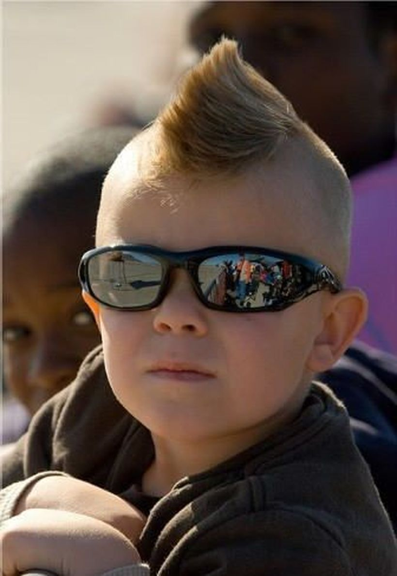 Cool kids boys mohawk haircut hairstyle ideas 32 fashion best - Cool boys photo ...
