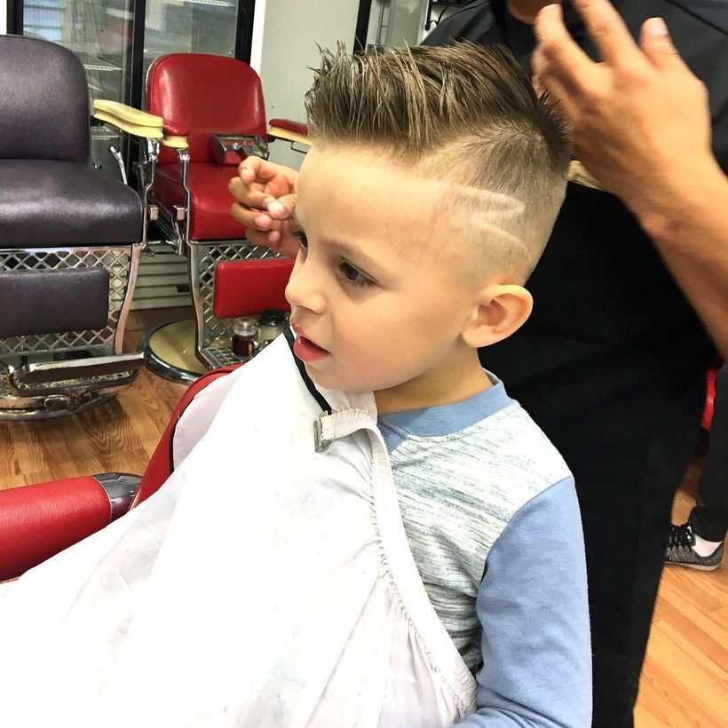 cool kids amp boys mohawk haircut hairstyle ideas 4