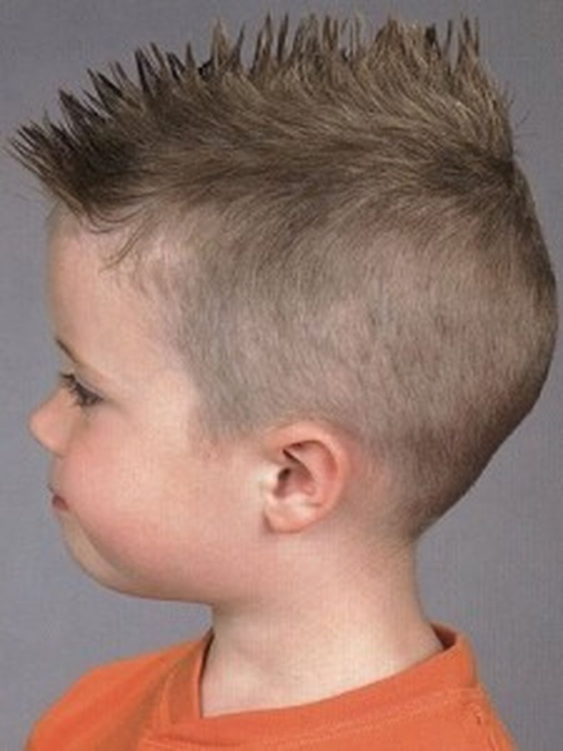 Cool kids boys mohawk haircut hairstyle ideas 55 fashion best - Cool boys photo ...
