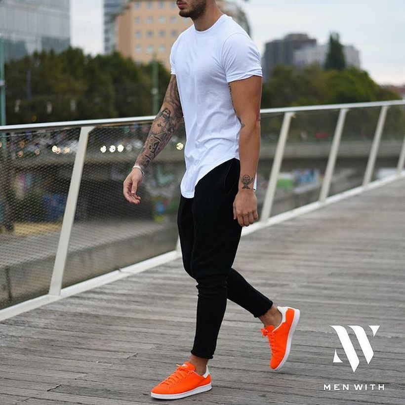 Cool Mens Joggers Outfit Ideas 47 - Fashion Best