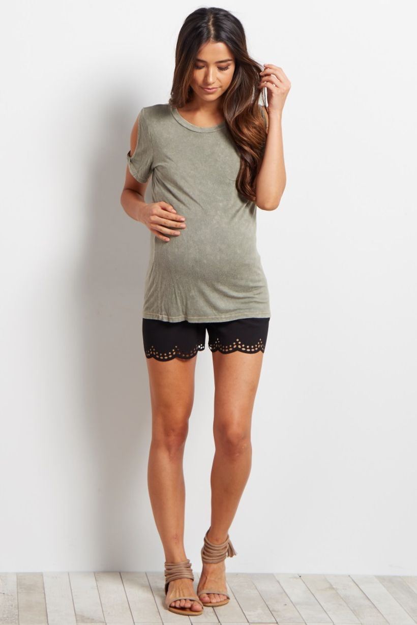 Fashionable Summer Maternity Clothes