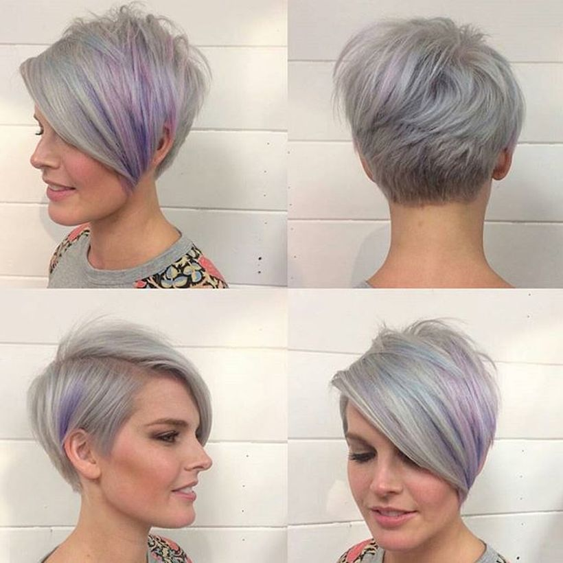 Funky Short Pixie Haircut With Long Bangs Ideas 110 Fashion Best