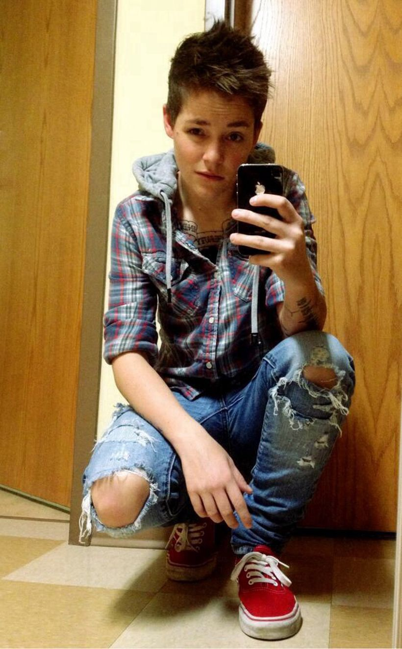 Marvelous genderfluid fashion outfits ideas 1 fashion best Outfits for short hair pinterest