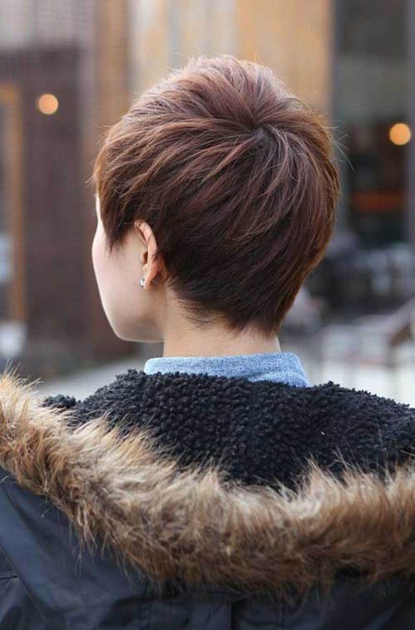 pixie haircut side and back view 60 stylist back view short pixie haircut hairstyle ideas