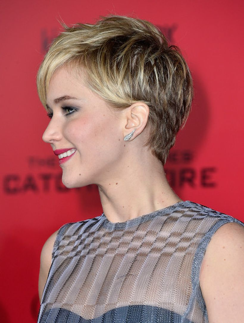 stylist back view short pixie haircut hairstyle ideas 24