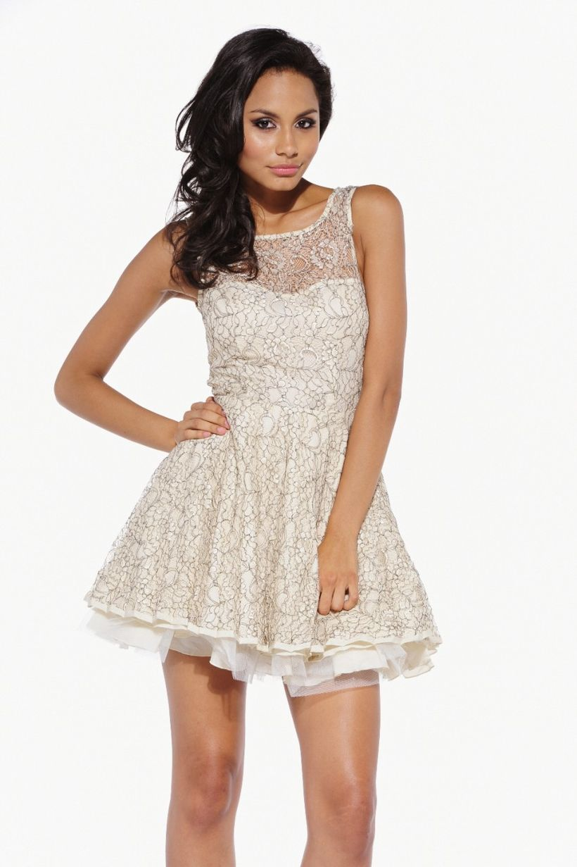 Amazing white short dresses ideas for party outfits 47 ...