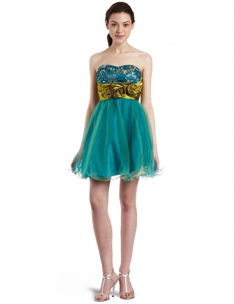Awesome teens short dresses ideas for graduation outfits 104 - Fashion Best