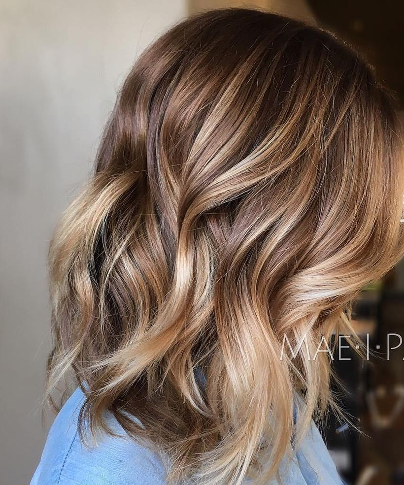 Best Hair Color Ideas Trends In 2017: Best Hair Color Ideas In 2017 136