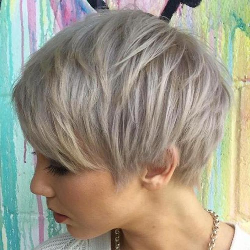 Cool Short Pixie Blonde Hairstyle Ideas 121 Fashion Best