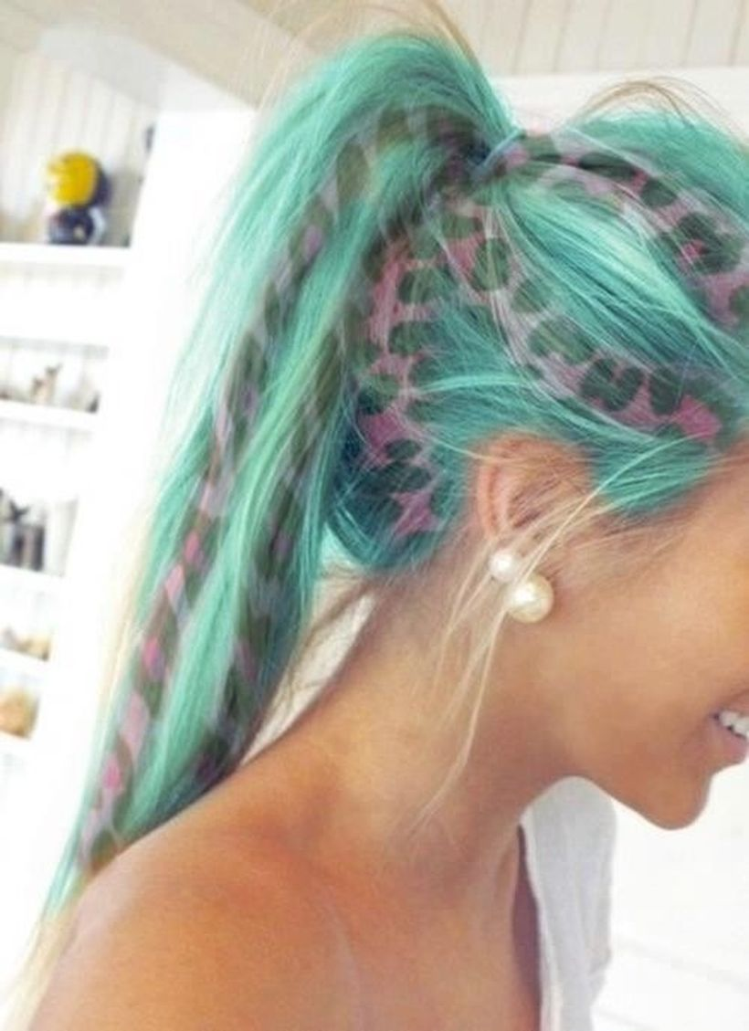 Crazy colorful hair colour ideas for long hair 51 - Fashion Best