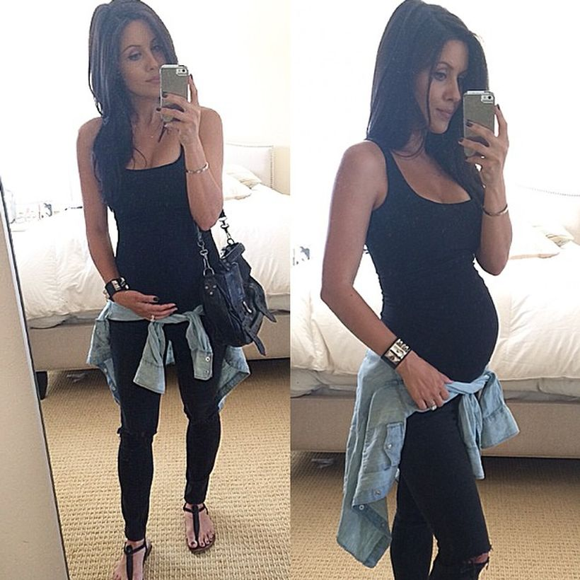 Fashionable Maternity Outfits Ideas For Summer And Spring 10 Fashion Best