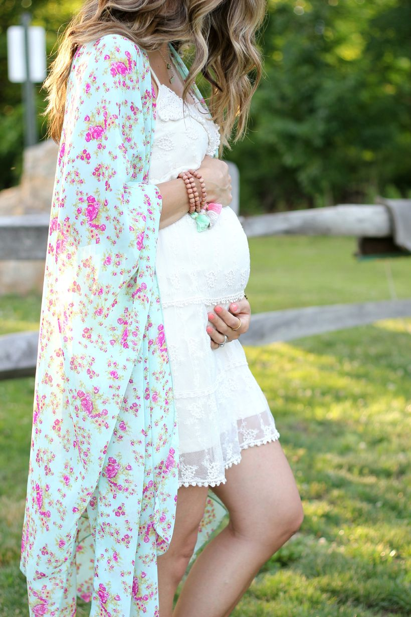 brilliant maternity outfit ideas for summer party
