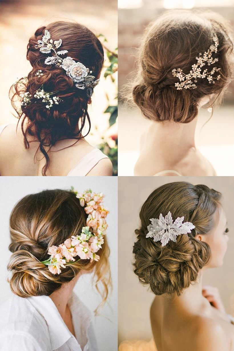 Gorgeous rustic wedding hairstyles ideas 25 - Fashion Best