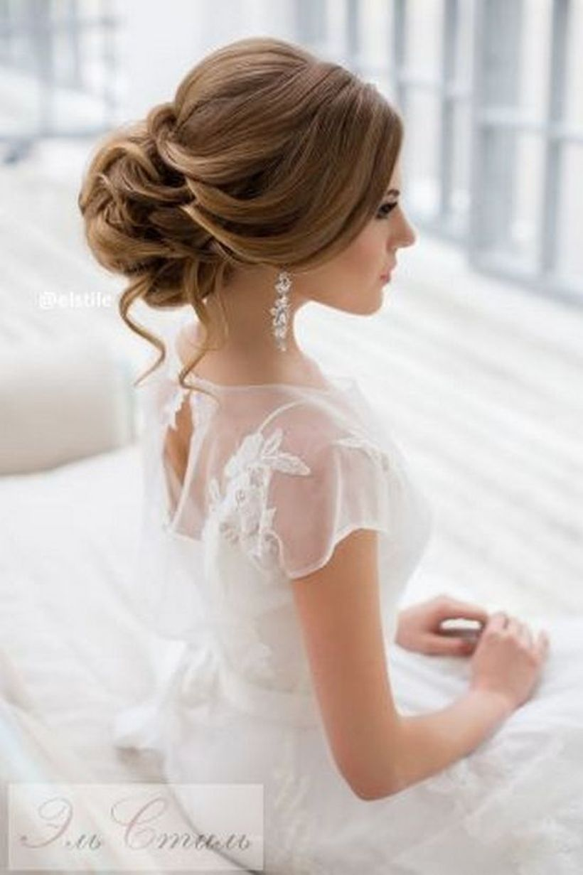 100 Gorgeous Rustic Wedding Hairstyles Ideas That Must You See Fashion Best