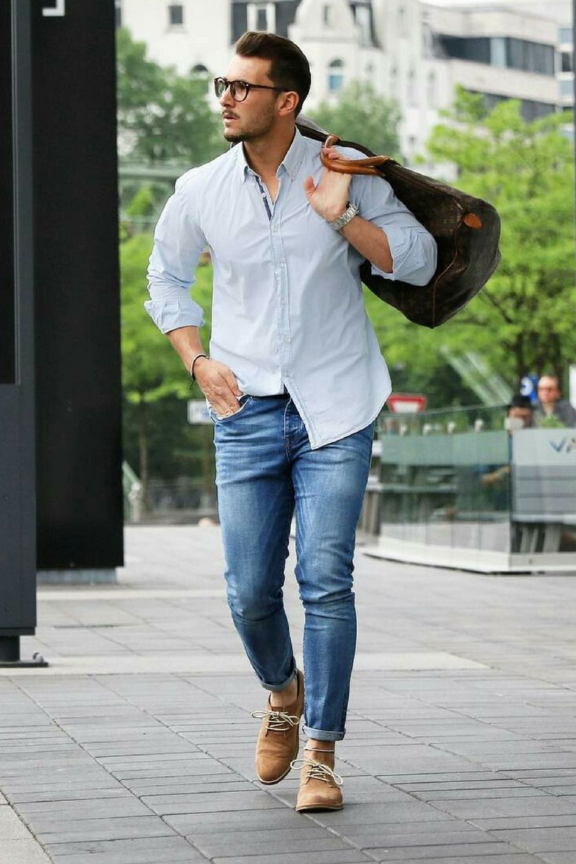 inspiring casual men fashions for everyday outfits 50