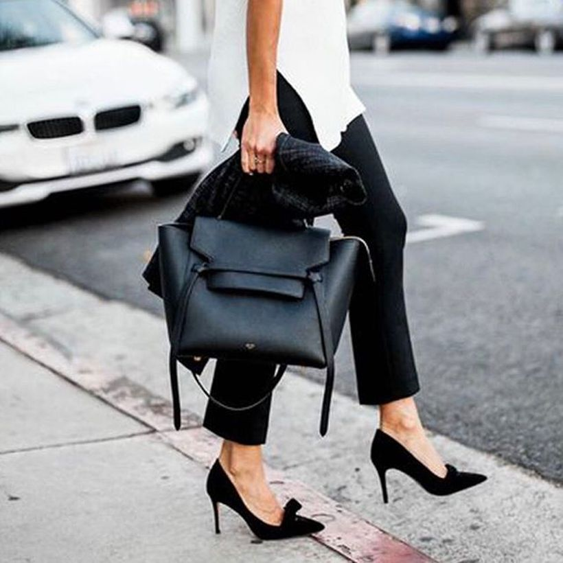 Stylish Leather Tote Bags For Work 54 Fashion Best