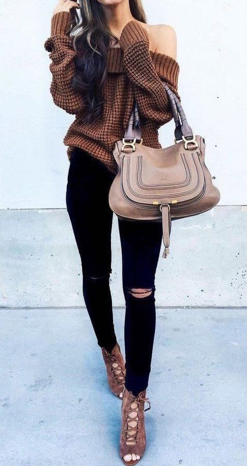 Best Casual Fall Night Outfits Ideas For Going Out 77 - Fashion Best