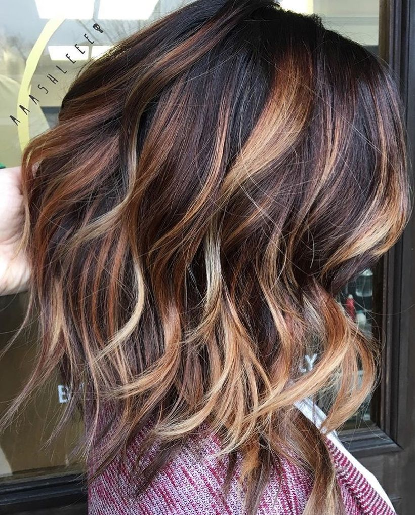 Best fall hair color ideas that must you try 12 - Fashion Best