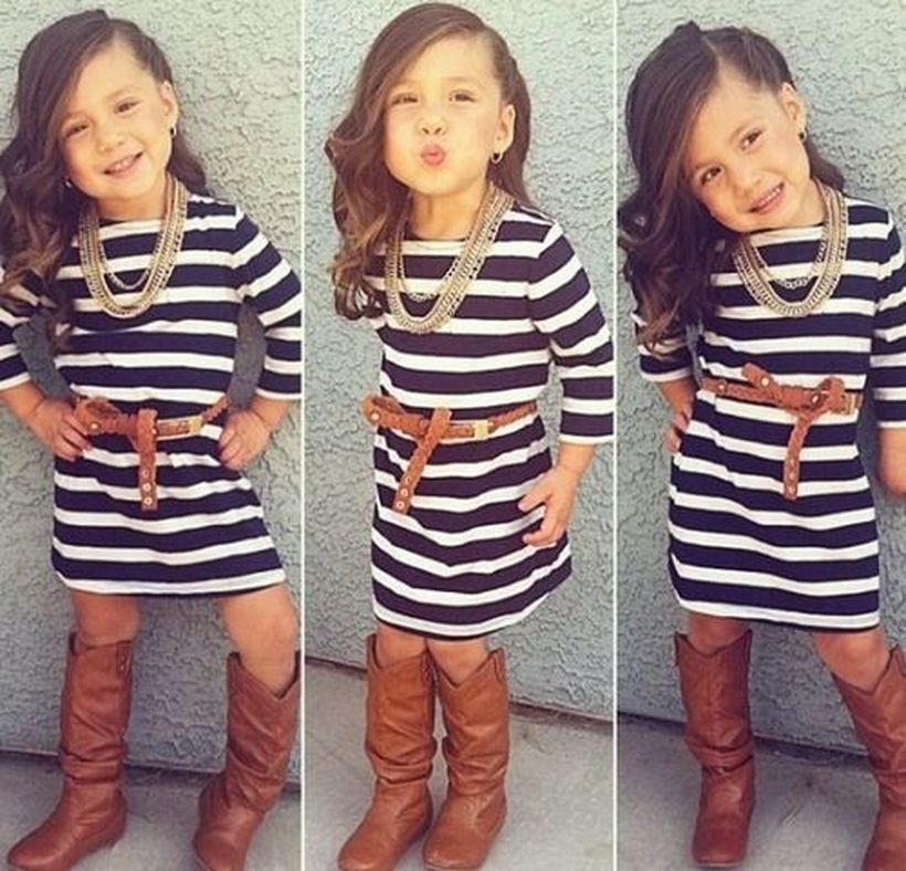 adc24070672b Cute fall outfits ideas for toddler girls 7 - Fashion Best